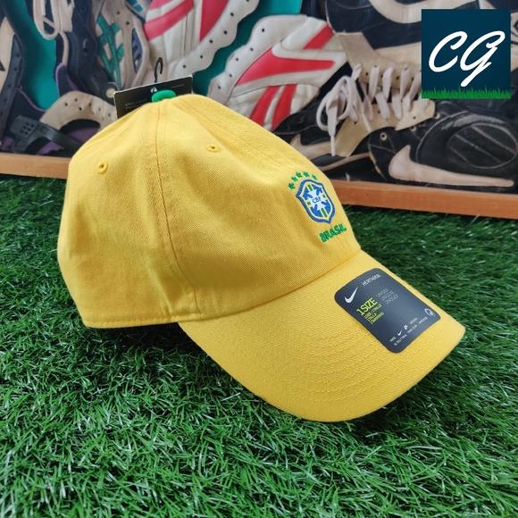 Nike Brazil Core World Cup Soccer Hat
